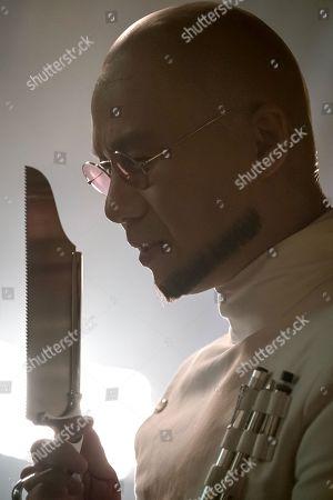 Stock Image of BD Wong as Dr. Hugo Strange