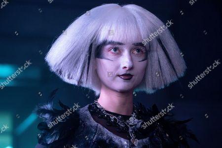 Sarah Schenkkan as Magpie