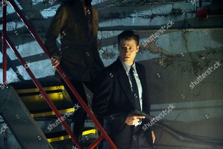 Benjamin McKenzie as James Gordon