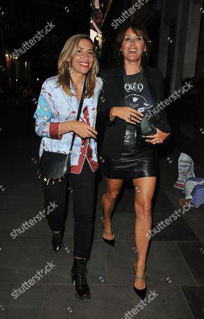 Melanie Blatt and guest