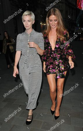 Portia Freeman and Millie Mackintosh