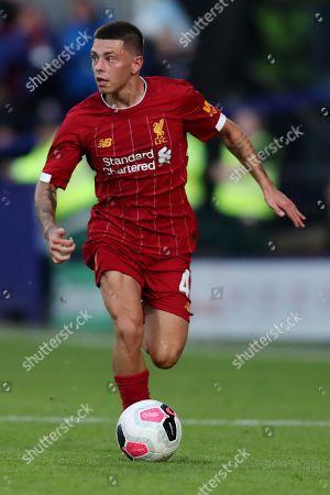 Adam Lewis of Liverpool