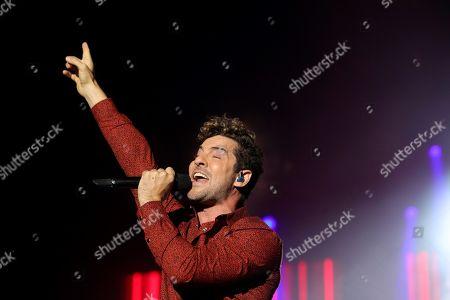 Editorial image of Concert La Voz in Madrid, Spain - 11 Jul 2019