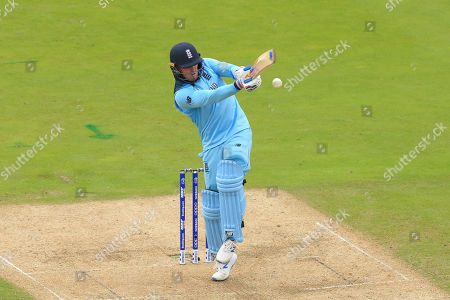 Editorial photo of Australia v England, ICC Cricket World Cup semi-final match. Edgbaston, Birmingham, England, 11 19, Birmingham, USA - 11 Jul 2019