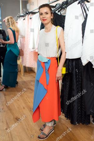 Stock Picture of Lara Bohinc