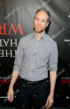 Stock Picture of Kevin Sussman
