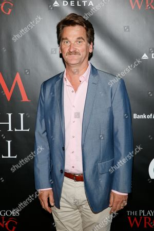 Editorial image of 'The Play That Goes Wrong' opening at Ahmanson Theatre, Los Angeles, USA - 10 Jul 2019