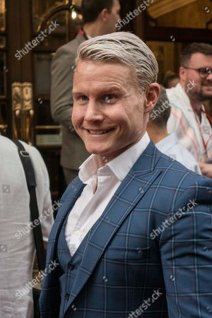 Editorial image of Joseph and the Amazing Technicolor Dreamcoat press night, London, UK - 11 Jul 2019