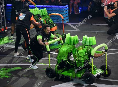 Editorial photo of 2019 Kids' Choice Sports Awards - Show, Santa Monica, USA - 11 Jul 2019