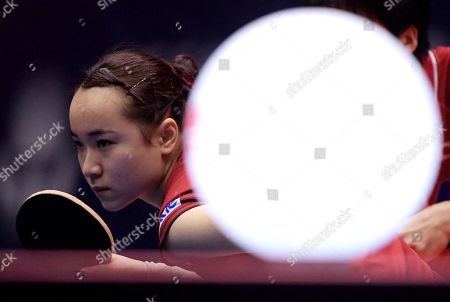 Editorial photo of ITTF World Tour Australia Open 2019, Geelong - 12 Jul 2019