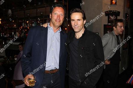 Andrew Karpen (Executive Producer) and Alessandro Nivola