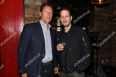 Andrew Karpen (Executive Producer) and Josh Charles