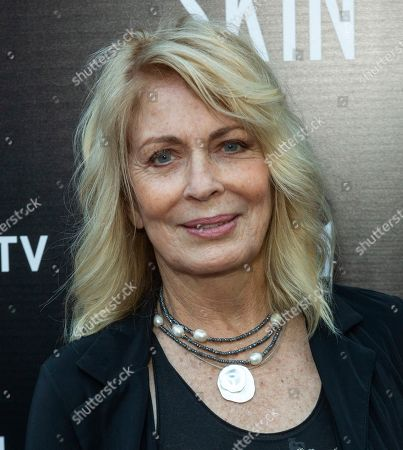 """Joanna Cassidy attends the LA Special Screening of """"Skin"""" at the ArcLight Hollywood, in Los Angeles"""