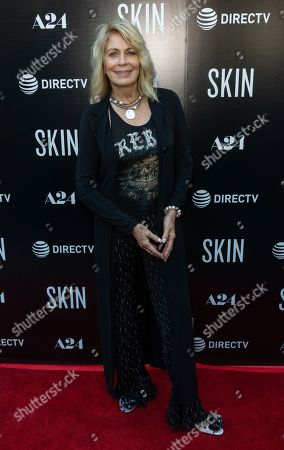 "Stock Photo of Joanna Cassidy attends the LA Special Screening of ""Skin"" at the ArcLight Hollywood, in Los Angeles"