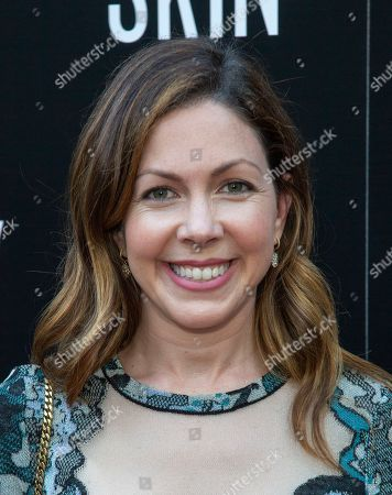 "Tommee May attends the LA Special Screening of ""Skin"" at the ArcLight Hollywood, in Los Angeles"