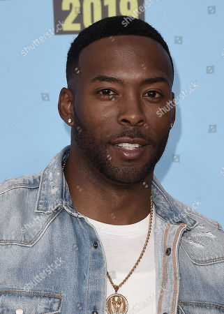 Stock Image of Andrew Hawkins