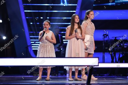 Editorial picture of 'The Voice Kids UK' TV Show, Series 3, Episode 5 UK  - 2019