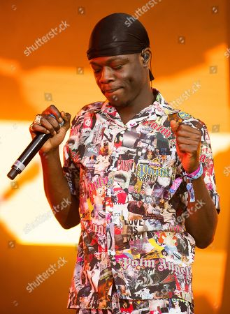 Stock Picture of J Hus