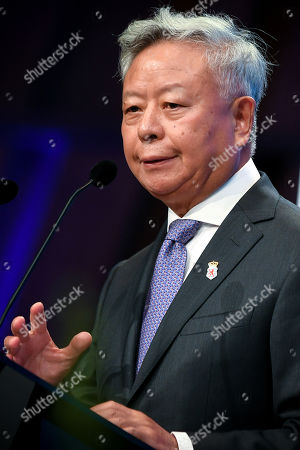 Editorial picture of AIIB Annual Meeting 2019 in Luxembourg - 12 Jul 2019