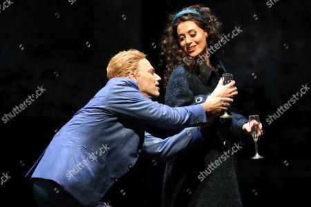 Editorial photo of 'Whiteley' opera final dress rehearsal, Sydney Opera House, Australia - 12 Jul 2019