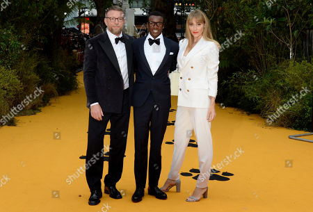 Editorial photo of 'The Lion King' film premiere, London, UK - 14 Jul 2019