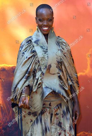 Stock Photo of Florence Kasumba
