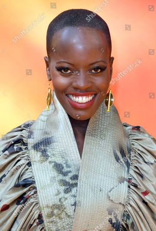 Editorial picture of 'The Lion King' film premiere, London, UK - 14 Jul 2019