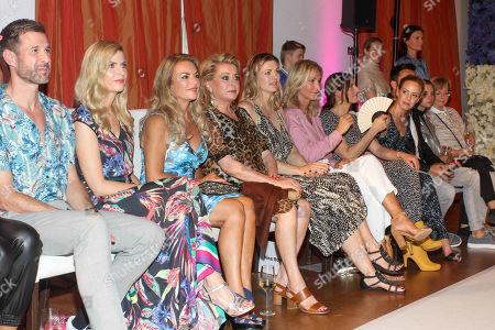 Stock Photo of Jo Weil, Tanja Buelter, Christine Neubauer, Catherine Deneuve, Nina Bott, Caroline Beil, Ulrike Frank, Isabel Edvardsson