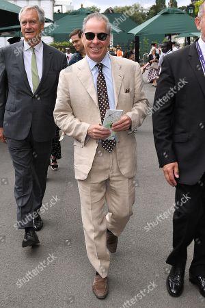 Viscount David Armstrong-Jones