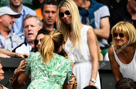 Mother Of Roger Federer Stock Pictures Editorial Images And Stock Photos Shutterstock