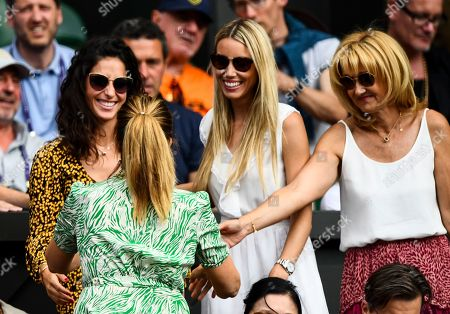 Mother Of Roger Federer Stock Photos, Editorial Images and Stock