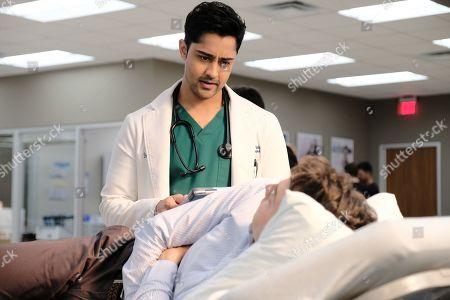 Manish Dayal as Devon Pravesh