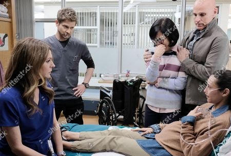 Editorial picture of 'The Resident' TV Show Season 2 - 2018