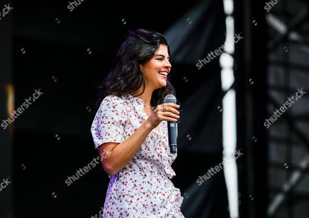 Editorial image of Quebec City Summer Festival, Day 8, Canada - 11 Jul 2019