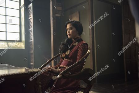 Stock Picture of Dianne Doan as Mai Ling