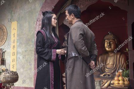 Stock Photo of Dianne Doan as Mai Ling