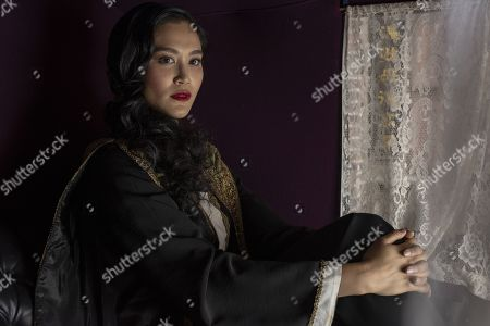 Stock Image of Dianne Doan as Mai Ling