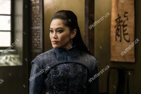 Editorial image of 'Warrior' TV Show Season 1 - 2019