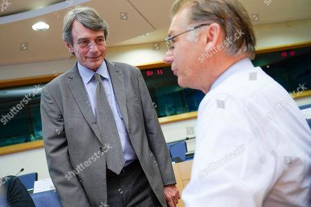 David Sassoli, Philippe Lamberts