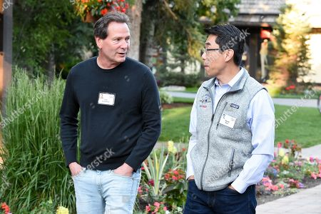 Editorial picture of Allen & Company Conference, Day 4, Sun Valley, USA - 12 Jul 2019