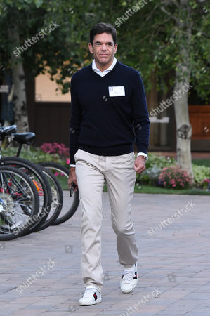 Editorial photo of Allen & Company Conference, Day 4, Sun Valley, USA - 12 Jul 2019