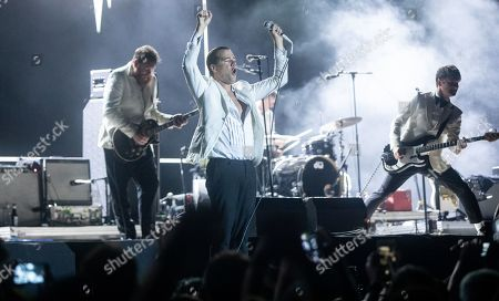 The Hives - Niklas Almqvist, Howlin' Pelle and The Johan and Only