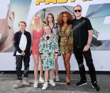 Eve, Maximillion Cooper and guests