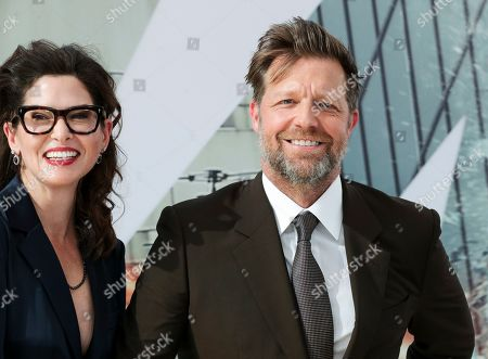 Kelly McCormick and David Leitch