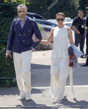 Alasdhair Willis and Stella McCartney