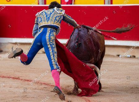Fiesta de San Fermin Bullfights Stock Photos (Exclusive) | Shutterstock