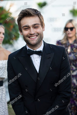 Stock Picture of Douglas Booth