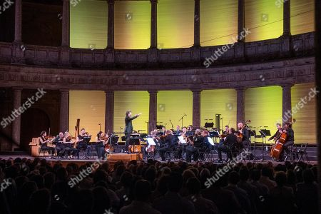 Editorial image of 68 International Music and Dance Festival of Granada, Spain - 12 Jul 2019