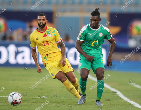 Editorial image of Senegal v Benin, Africa Cup of Nations Quarterfinals, football, 30 June Stadium, Cairo, Egypt - 10 Jul 2019