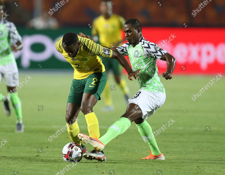 Editorial photo of Nigeria v South Africa, Africa Cup of Nations Finals, Quarterfinal, Cairo International Stadium, Cairo, Egypt - 10 Jul 2019